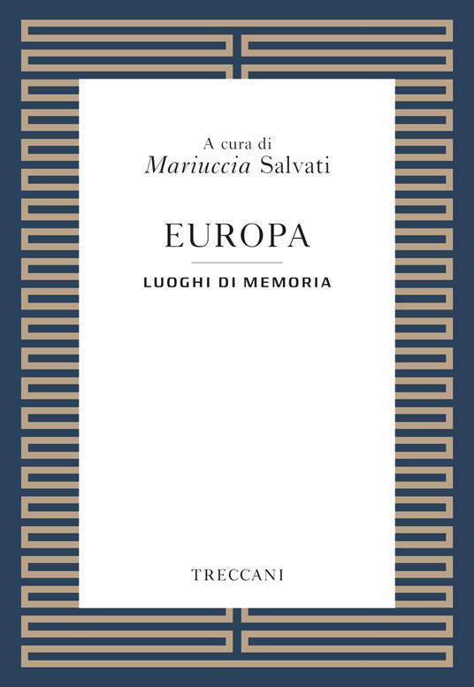 Europa. Luoghi della memoria - copertina