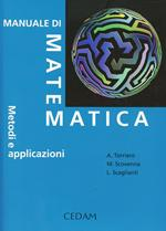 Manuale di matematica. Metodi e applicazioni