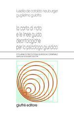 La carta di noto e le linee guida deontologiche per lo psicologo giuridico