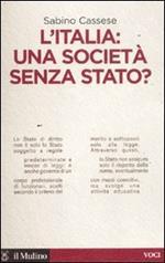 L' Italia: una società senza stato?