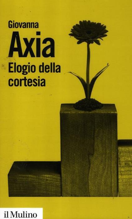 Elogio della cortesia - Giovanna Axia - copertina
