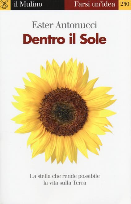 Dentro il sole. La stella che rende possibile la vita sulla terra -  Ester Antonucci - copertina