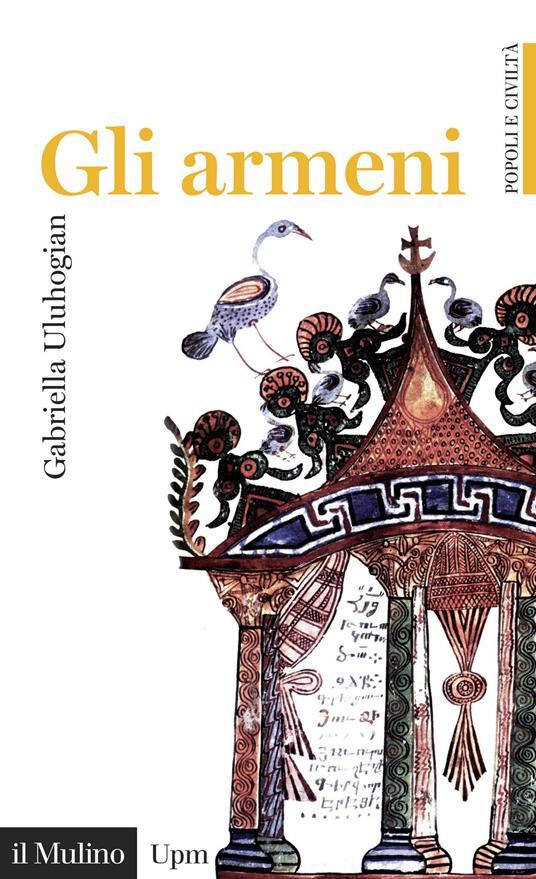 Gli armeni -  Gabriella Uluhogian - copertina