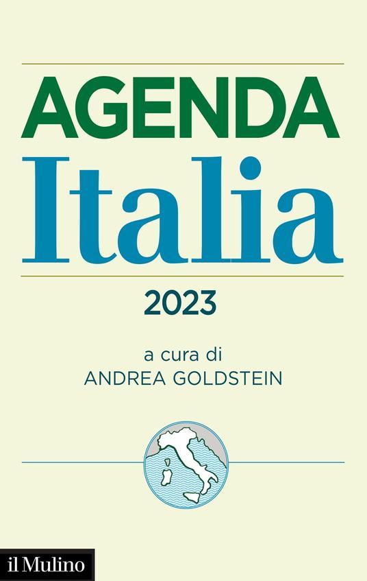 Agenda Italia 2023 - Andrea Goldstein - ebook