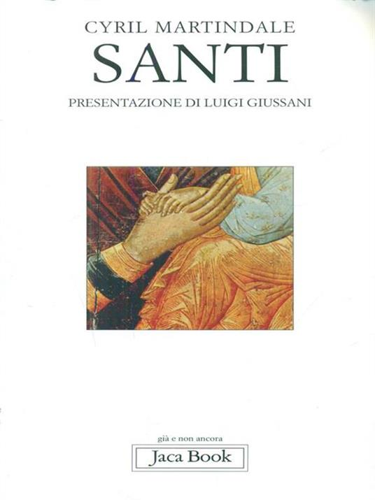Santi - Cyril Charles Martindale - 3