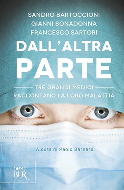 Dall'altra parte - Gianni Bonadonna,Sandro Bartoccioni,Francesco Sartori - copertina