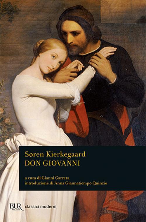 Don Giovanni - Søren Kierkegaard - copertina