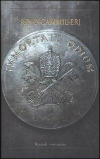 Immortale odium - Rino Cammilleri - copertina