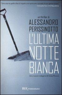 L' ultima notte bianca - Alessandro Perissinotto - copertina
