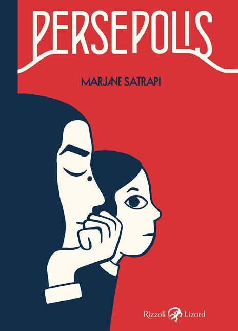 Persepolis. Ediz. integrale - Marjane Satrapi - copertina