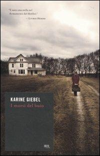 I morsi del buio -  Karine Giebel - copertina