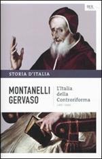 Storia d'Italia. Vol. 4: Italia della Controriforma (1492-1600), L'.