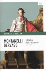 Storia d'Italia. Vol. 5: Italia del Seicento (1600-1700), L'.