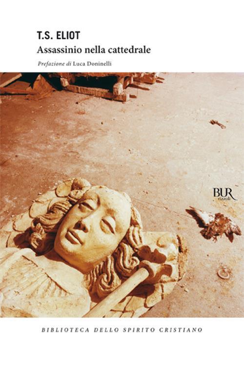 Assassinio nella cattedrale - Thomas S. Eliot - copertina