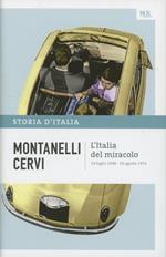 Storia d'Italia. Vol. 17: Italia del miracolo (14 luglio 1948-19 agosto 1954), L'.