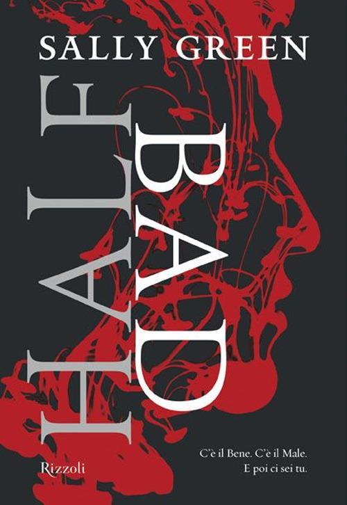 Half bad - Sally Green - copertina