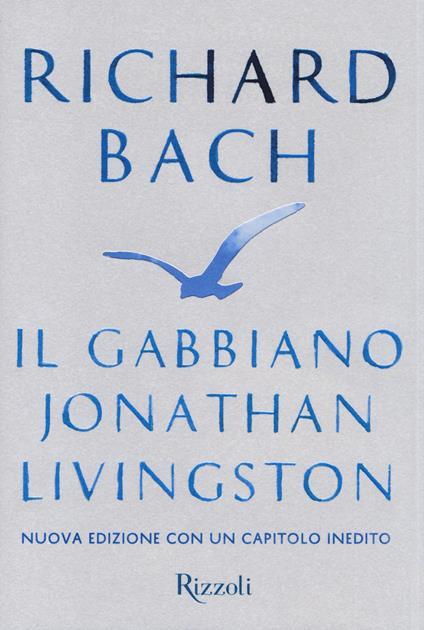 Il gabbiano Jonathan Livingston - Richard Bach - copertina