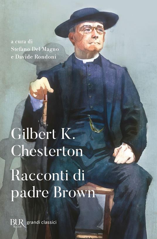 I racconti di padre Brown - Gilbert Keith Chesterton - copertina