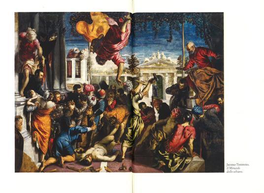Jacomo Tintoretto e i suoi figli. Storia di una famiglia veneziana - Melania G. Mazzucco - 2