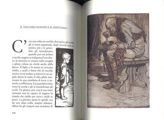 Fiabe - Jacob Grimm,Wilhelm Grimm - 5