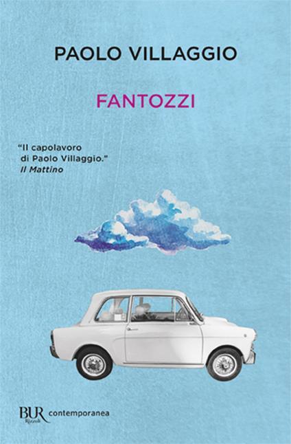 Fantozzi - Paolo Villaggio - copertina
