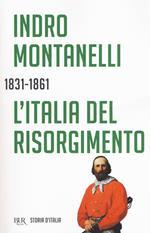 Storia d'Italia: Italia del Risorgimento (1831-1861), L'.