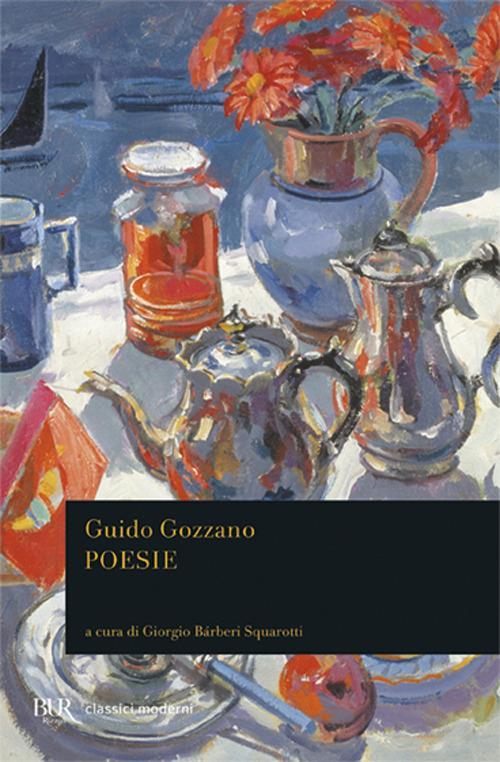 Poesie - Guido Gozzano - copertina