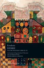 Storie. Testo greco a fronte. Vol. 2: Libri 3º-4º.