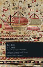 Storie. Testo greco a fronte. Vol. 4: Libri 8º-9º.