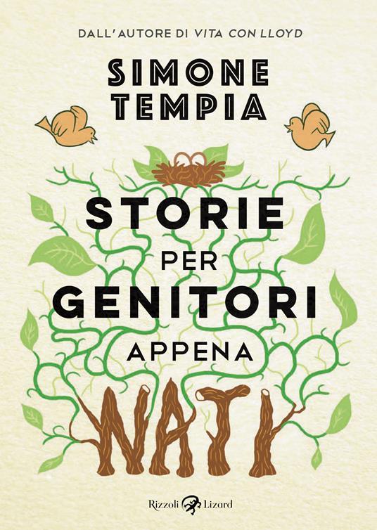 Storie per genitori appena nati - Simone Tempia - copertina