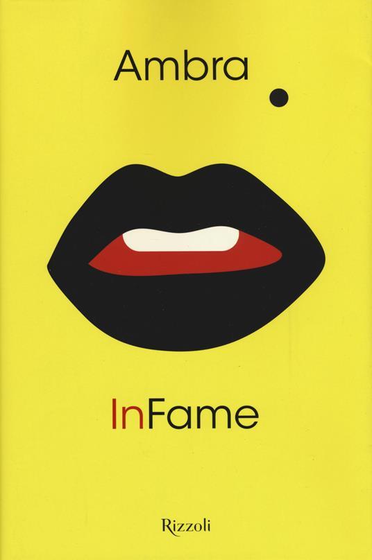 InFame - Ambra Angiolini - copertina