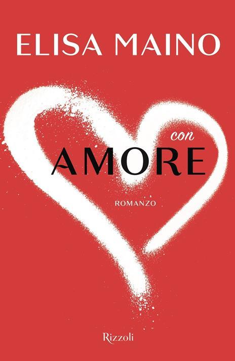 Con amore - Elisa Maino - copertina