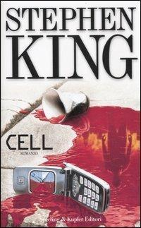 Cell - Stephen King - copertina