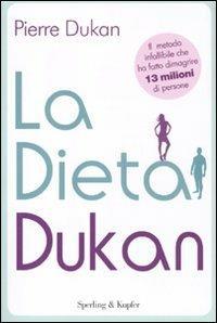 La dieta Dukan - Pierre Dukan - copertina