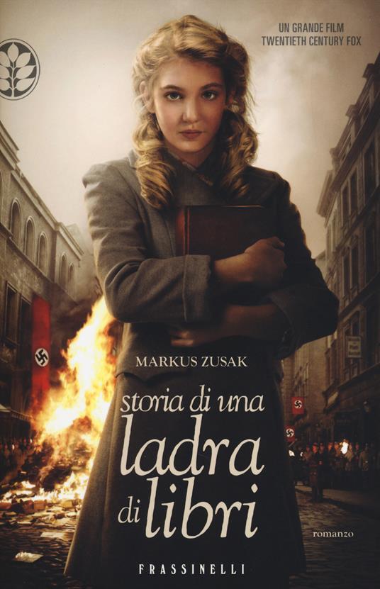 Storia di una ladra di libri - Markus Zusak - copertina