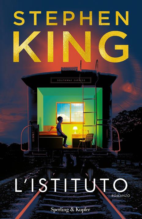 L' istituto - Stephen King - 2