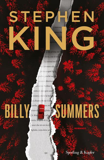 Billy Summers. Ediz. italiana - Stephen King - copertina