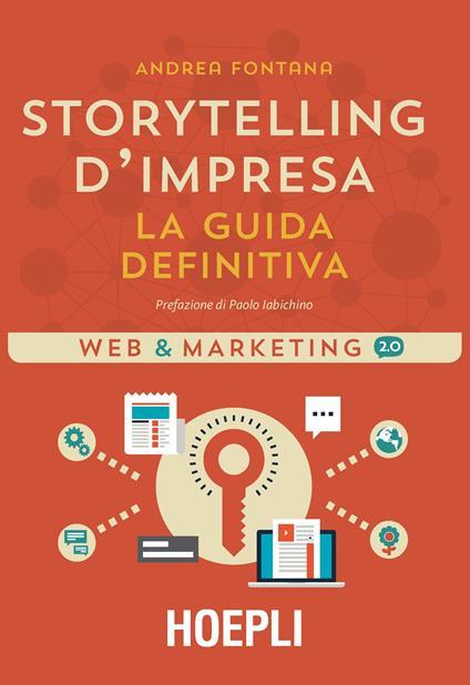 Storytelling d'impresa - Andrea Fontana - copertina