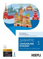 Comunicare in russo. Con CD. Vol. 1