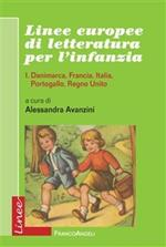 Linee europee di letteratura per l'infanzia. Vol. 1