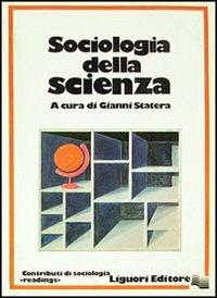 Sociologia della scienza - Gianni Statera - copertina