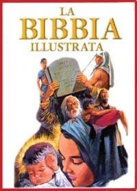 La Bibbia illustrata - copertina