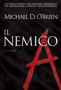 Il nemico - Michael D. O'Brien - copertina