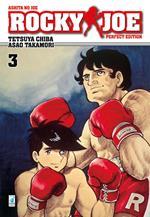 Rocky Joe. Perfect edition. Vol. 3