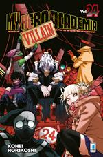My Hero Academia. Vol. 24: All It Takes Is One Bad Day