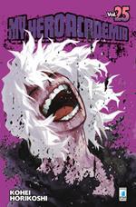My Hero Academia. Vol. 25: Tomura Shigaraki: Origin