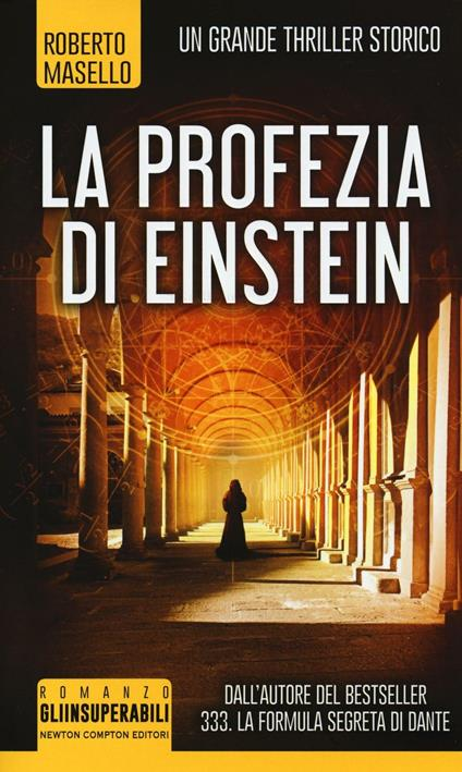La profezia di Einstein - Roberto Masello - copertina