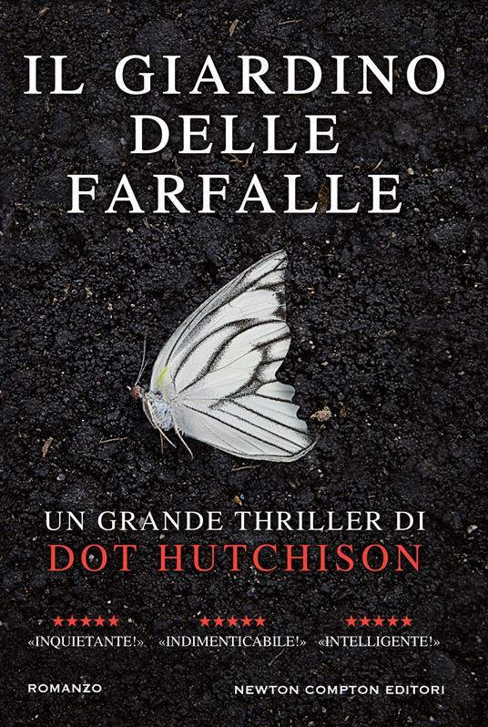 Il giardino delle farfalle - Gabriele Giorgi,Dot Hutchison - ebook