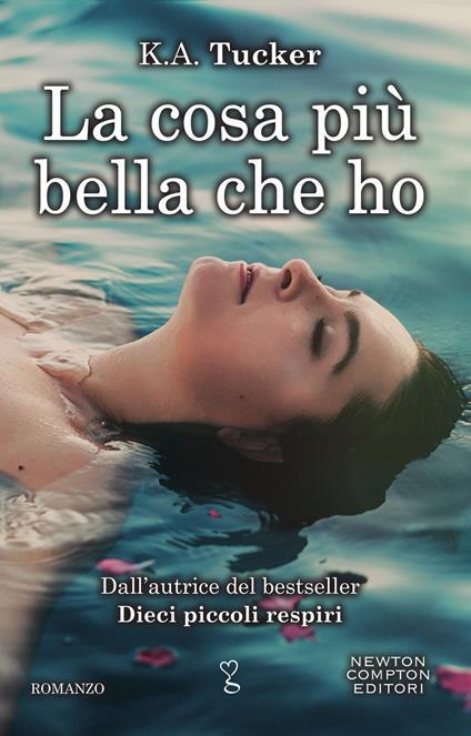 La cosa più bella che ho - K. A. Tucker,Daniela Palmerini - ebook