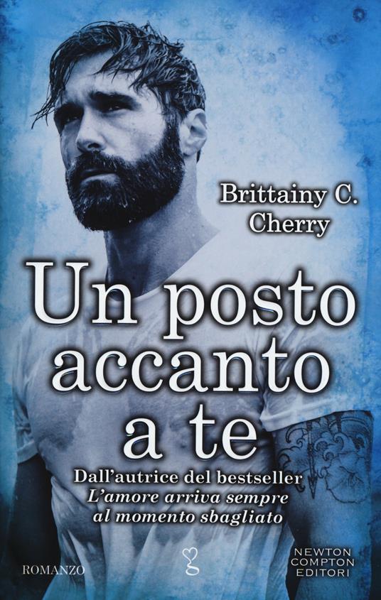 Un posto accanto a te - Brittainy C. Cherry - copertina
